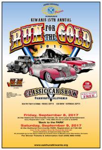 """Run for the Gold"" Car Show Dinner @ Run for the Gold Car Show   Oakhurst   California   United States"